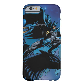 Batman Hyperdrive - 17B Barely There iPhone 6 Case