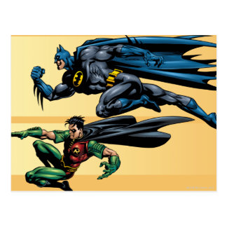 Batman Hyperdrive - 19B Postcard