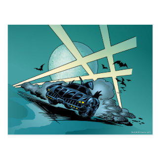 Batman Hyperdrive - 24B Postcard