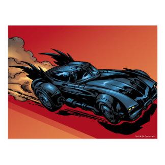 Batman Hyperdrive - 25A Postcard