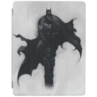Batman Illustration iPad Cover