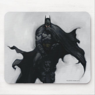 Batman Illustration Mouse Mat