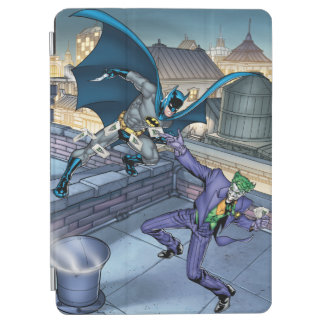 Batman & Joker - Battle iPad Air Cover