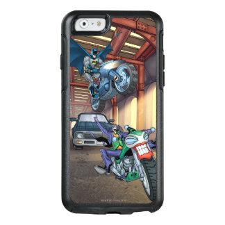 Batman & Joker - Riding Motorcycles OtterBox iPhone 6/6s Case