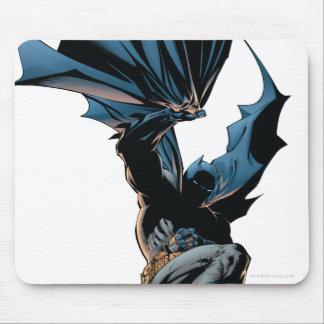 Batman Jumping Down Action Shot Mouse Mat