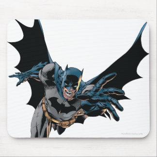 Batman Jumping Forward, Yell Mouse Mat