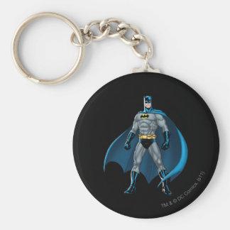 Batman Kicks Key Ring