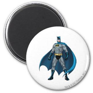 Batman Kicks Magnet