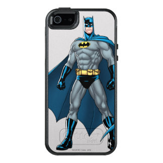 Batman Kicks OtterBox iPhone 5/5s/SE Case