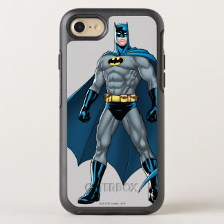 Batman Kicks OtterBox Symmetry iPhone 8/7 Case
