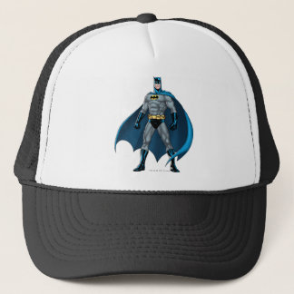 Batman Kicks Trucker Hat