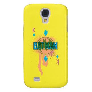 Batman King of Diamonds Galaxy S4 Case
