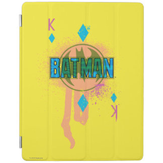 Batman King of Diamonds iPad Cover