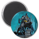 Batman Knight FX - 19 6 Cm Round Magnet