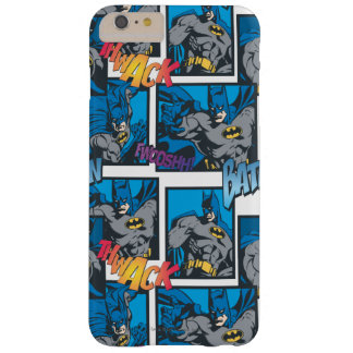 Batman Knight FX - 30A Thwack/Fwooshh pattern Barely There iPhone 6 Plus Case