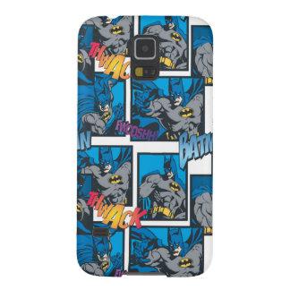 Batman Knight FX - 30A Thwack/Fwooshh pattern Galaxy S5 Covers