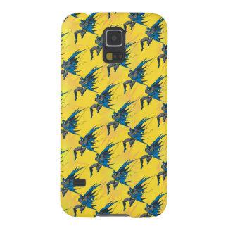 Batman Knight FX - 31B Swinging Batman pattern Galaxy S5 Covers
