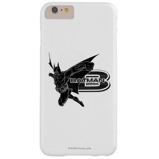 Batman Large B Barely There iPhone 6 Plus Case