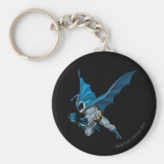 Batman Leaps - Arm Forward Key Ring