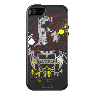 Batman Legend OtterBox iPhone 5/5s/SE Case