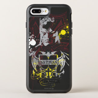 Batman Legend OtterBox Symmetry iPhone 8 Plus/7 Plus Case