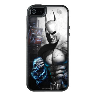 Batman - Lightning 3 OtterBox iPhone 5/5s/SE Case