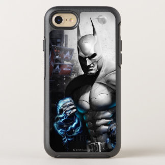 Batman - Lightning 3 OtterBox Symmetry iPhone 8/7 Case