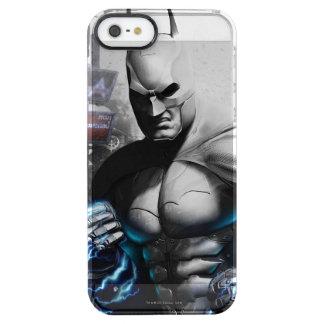 Batman - Lightning Clear iPhone SE/5/5s Case