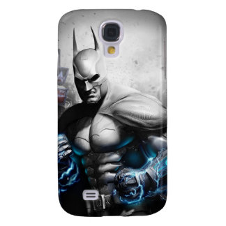 Batman - Lightning Galaxy S4 Case