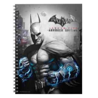 Batman - Lightning Notebook