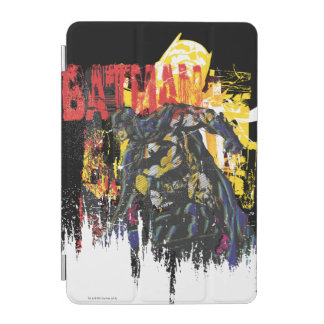 Batman Line Art Collage iPad Mini Cover