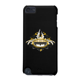 Batman Logo with Cars iPod Touch (5th Generation) Case