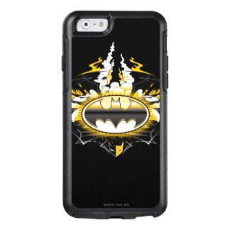 Batman Logo with Cars OtterBox iPhone 6/6s Case