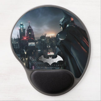 Batman Looking Over City Gel Mouse Mat