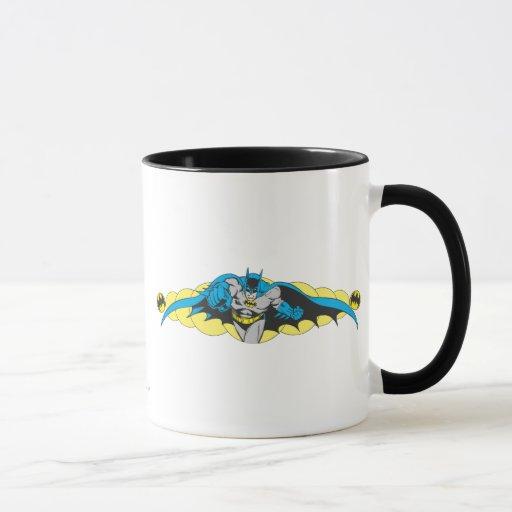 Batman Lunges Forward