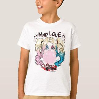 Batman | Mad Love Harley Quinn Chewing Bubble Gum T-Shirt