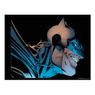 Batman - Masked Head from Below Postcard