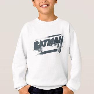 Batman Name Paint Drip Sweatshirt