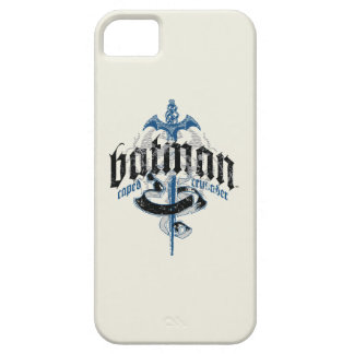 Batman | Name with Sword Logo Case For The iPhone 5