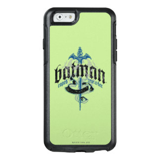 Batman | Name with Sword Logo OtterBox iPhone 6/6s Case