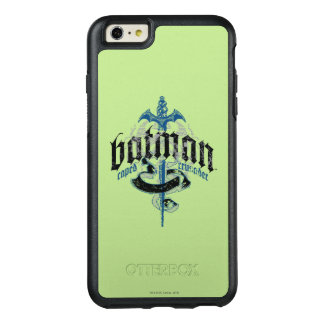 Batman | Name with Sword Logo OtterBox iPhone 6/6s Plus Case