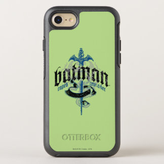 Batman | Name with Sword Logo OtterBox Symmetry iPhone 8/7 Case
