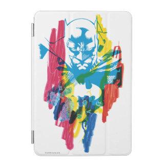 Batman Neon Marker Collage iPad Mini Cover