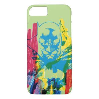 Batman Neon Marker Collage iPhone 8/7 Case