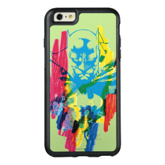 Batman Neon Marker Collage OtterBox iPhone 6/6s Plus Case