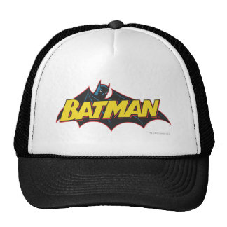Batman | Old School Logo Cap