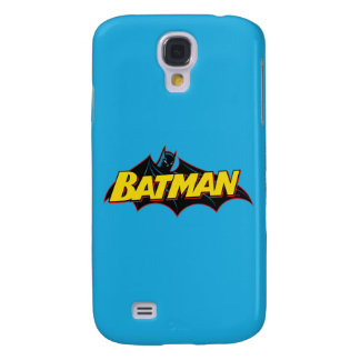 Batman | Old School Logo Galaxy S4 Case
