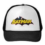 Batman Old School Logo Hats
