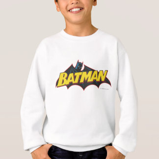 Batman | Old School Logo Sweatshirt