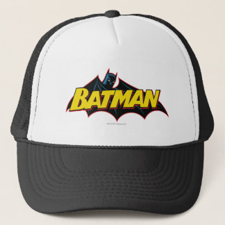 Batman | Old School Logo Trucker Hat